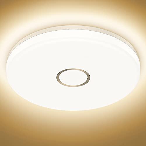 Onforu 18W LED Deckenleuchte IP54...