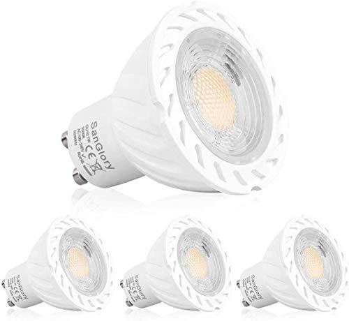 GU10 LED Warmweiss - 7W GU10 LED Lampe...