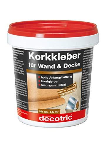 1 kg decotric Korkkleber...
