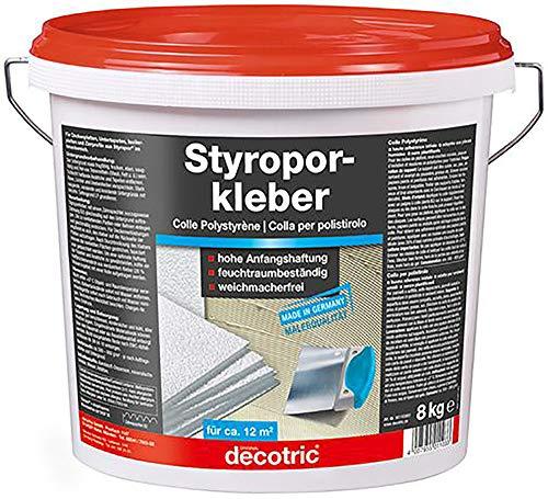 Decotric 1103001 Styroporkleber...