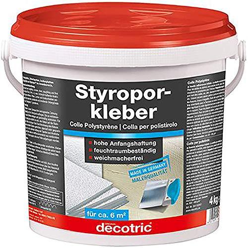 Decotric 1102001 Styroporkleber...