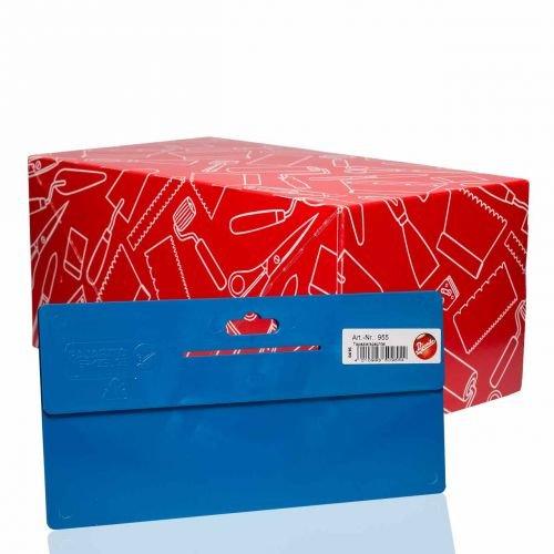 12 x Pajarito 955 Tapezierspachtel (VE...
