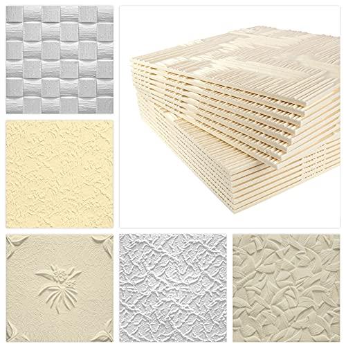 Deckenplatten aus Styropor EPS -...