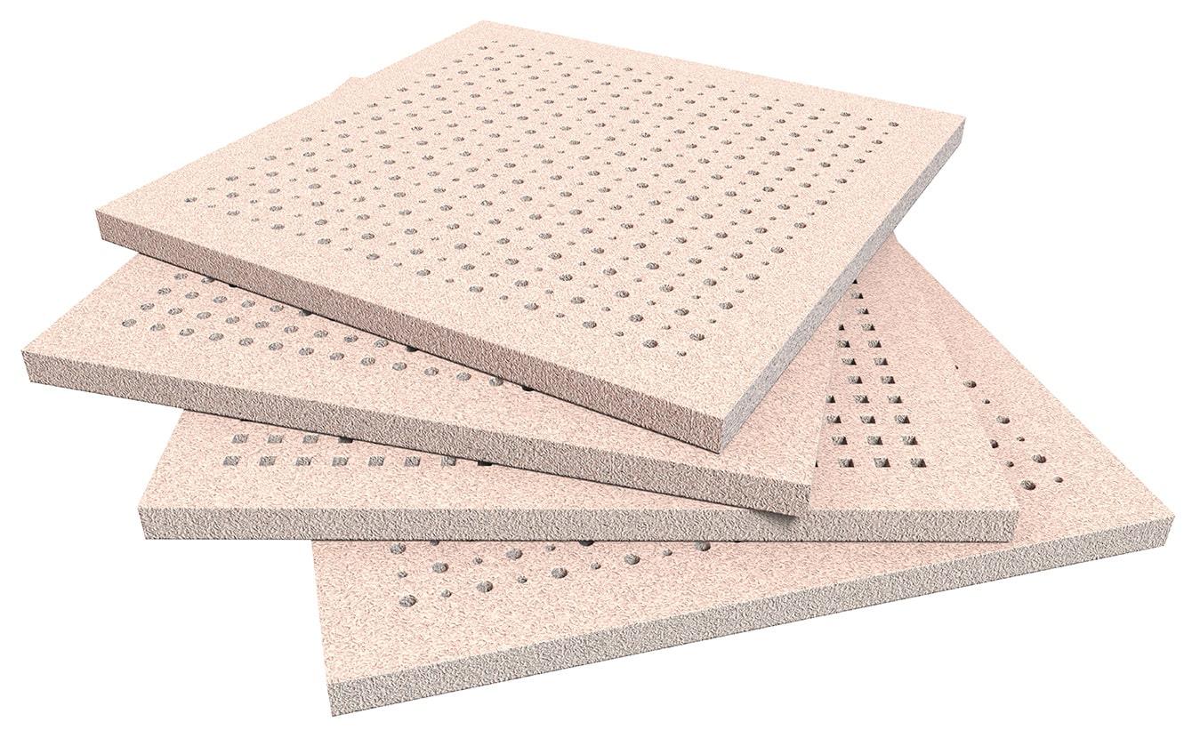 Schallabsorbierung - Schutz vor Lärm mit Deckensystemen