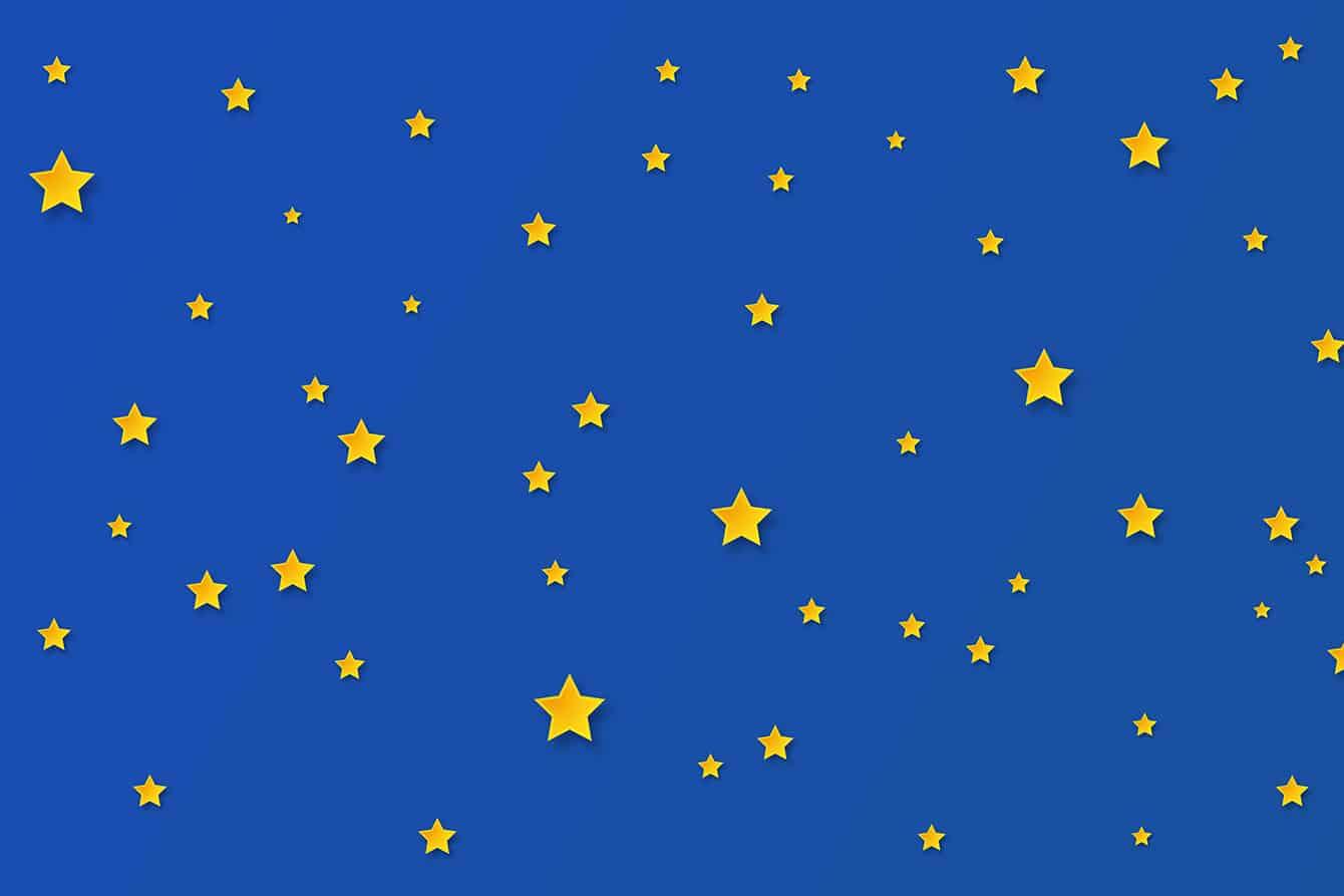 Tolle Ideen für den Sternenhimmel an der Decke